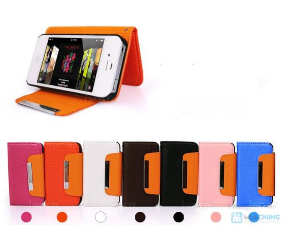 Bao da cho Iphone 4/4S - Chỉ 99.000đ/01 chiếc - 6