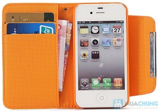 Bao da cho Iphone 4/4S - Chỉ 99.000đ/01 chiếc - 5