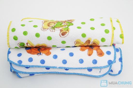 Combo 10 khăn mặt cho bé - Chỉ 60.000đ/ 10 cái - 7