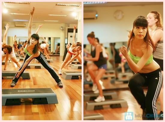 Phiếu tham dự các khóa học thể dục tại Dáng Ngọc Spa - Chỉ 120.000đ/phiếu - 1