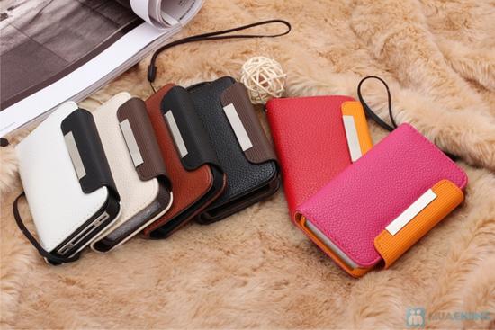 Bao da cho Iphone 4/4S - Chỉ 99.000đ/01 chiếc - 2