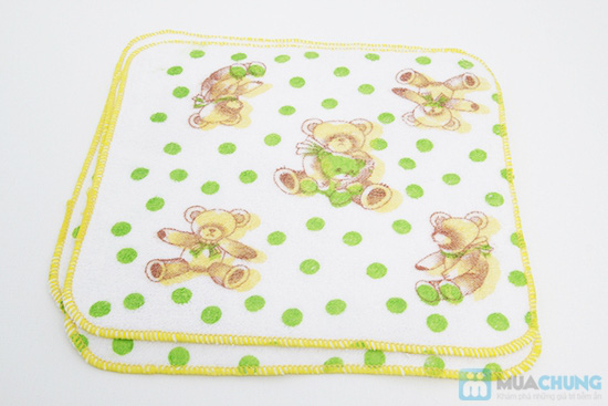 Combo 10 khăn mặt cho bé - Chỉ 60.000đ/ 10 cái - 4