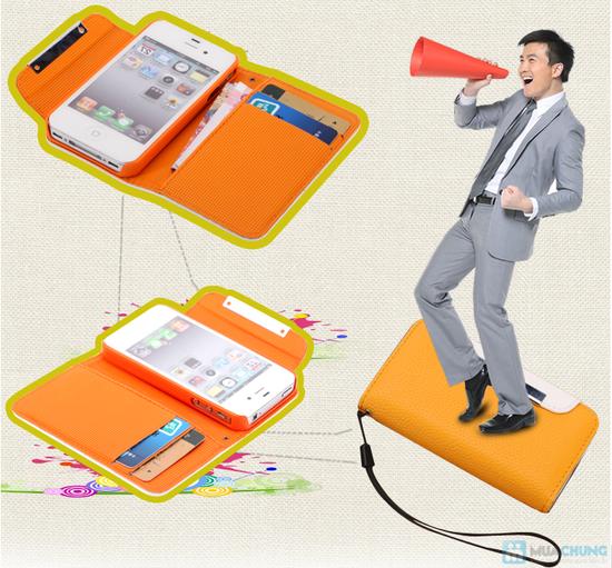Bao da cho Iphone 4/4S - Chỉ 99.000đ/01 chiếc - 8