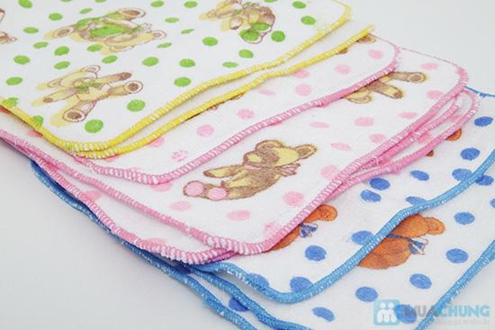 Combo 10 khăn mặt cho bé - Chỉ 60.000đ/ 10 cái - 2