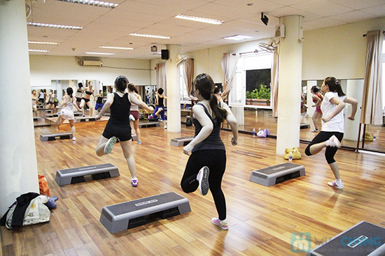 Phiếu tham dự các khóa học thể dục tại Dáng Ngọc Spa - Chỉ 120.000đ/phiếu - 8