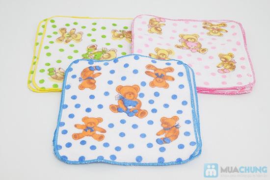Combo 10 khăn mặt cho bé - Chỉ 60.000đ/ 10 cái - 3