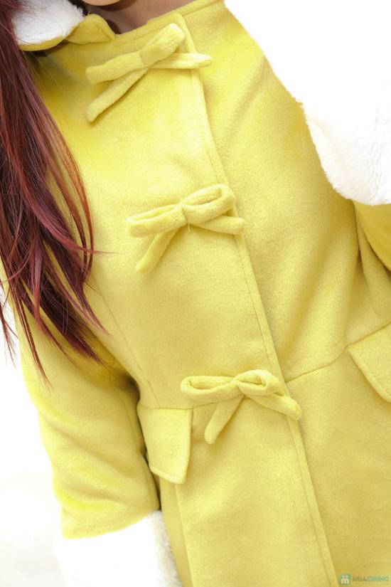 Áo măng tô dạ cho tuổi teen - 10