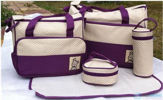 Bộ 5 túi cao cấp cho mẹ và bé - 2