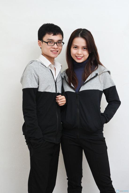 Mùa đông ngọt ngào với áo khoác đôi nam nữ - 12