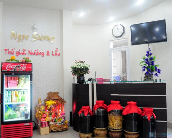 Set ăn Đồ nướng và lẩu Thái chua cay tại Nhà hàng Ngọc Sương - Chỉ 293.000đ - 12