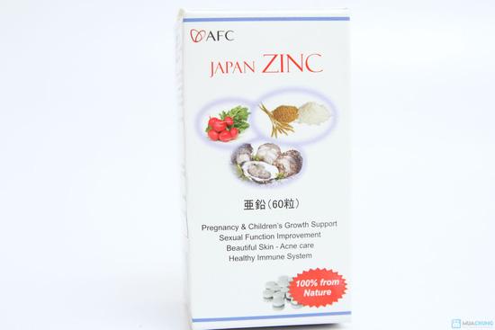 Japan Zinc - Kẽm Nhật Bản - Hỗ trợ nâng cao sức đề kháng - Chỉ với 363.000đ - 2