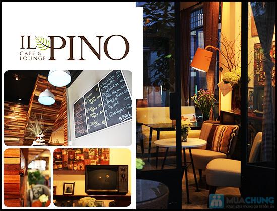 Combo bò hầm + Salad + thức uống dành cho 2 người tại IlPINo Cafe - Chỉ 110.000đ/01 combo - 2