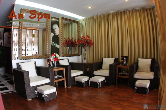 Gói dịch vụ Hấp tóc siêu mượt tại An Spa - Mang đến mái tóc suôn mượt, óng ả - Chỉ 365.000đ - 3