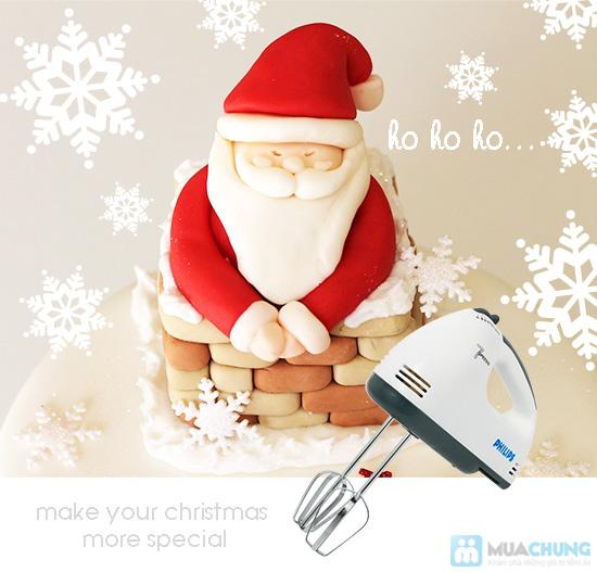 Chia sẻ công việc nội trợ với máy đánh trứng cầm tay Philips - 5