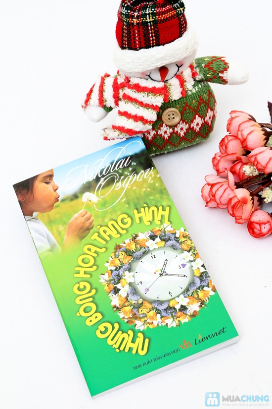 Bộ 3 tác phẩm thấm đẫm tinh thần nhân văn cao cả - Bài ca mừng Giáng sinh + Cánh buồm đỏ thắm + Những bông hoa tàng hình - Chỉ với 59.000đ - 15