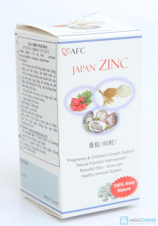 Japan Zinc - Kẽm Nhật Bản - Hỗ trợ nâng cao sức đề kháng - Chỉ với 363.000đ - 1