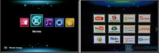 Thỏa sức xem phim, nghe nhạc, giải trí với Đầu phát HD Box SPRIME V10 - Chỉ với 1.990.000đ - 5