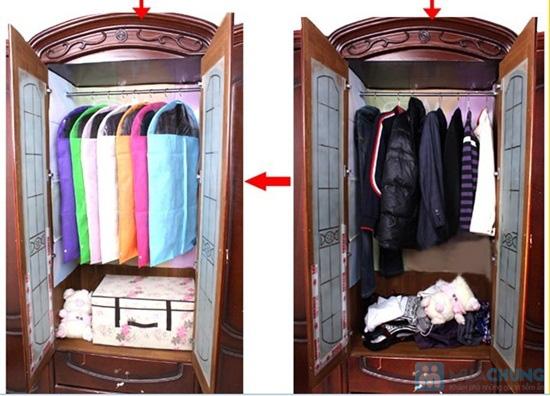 Combo 03 túi bảo quản quần áo - Chỉ 65.000đ/03 cái - 2