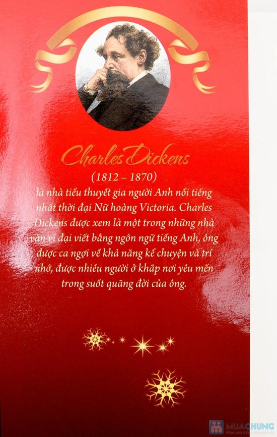 Bộ 3 tác phẩm thấm đẫm tinh thần nhân văn cao cả - Bài ca mừng Giáng sinh + Cánh buồm đỏ thắm + Những bông hoa tàng hình - Chỉ với 59.000đ - 4