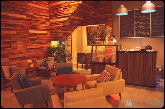 Combo bò hầm + Salad + thức uống dành cho 2 người tại IlPINo Cafe - Chỉ 110.000đ/01 combo - 4