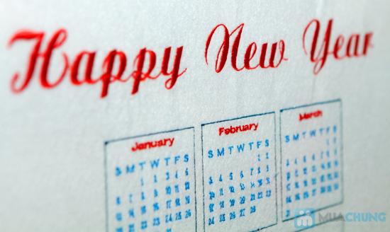Đón năm mới cùng Tranh thêu lịch 2013 treo tường – Một cách trang trí nhà cửa độc đáo - Chỉ với 305.000đ - 2