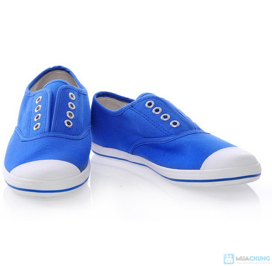 Giày thời trang 08 lỗ - Kiểu dáng Oxford không cần cột dây - Đạt tiêu chuẩn xuất khẩu Châu Âu - Chỉ 152.000đ/ 01 đôi - 3