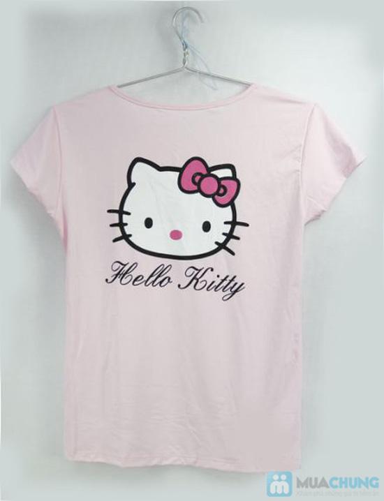 Áo thun họa tiết Hello Kitty - Chỉ với 71.000đ/ 01 chiếc - 6