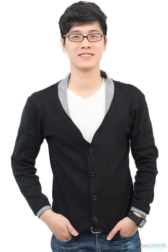 Áo khoác nam Cardigan thời trang - Chỉ 99.000đ/01 chiếc - 1