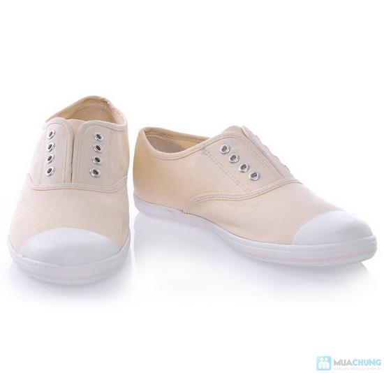 Giày thời trang 08 lỗ - Kiểu dáng Oxford không cần cột dây - Đạt tiêu chuẩn xuất khẩu Châu Âu - Chỉ 152.000đ/ 01 đôi - 2
