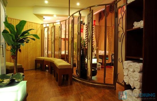 Dưỡng da mặt kết hợp Massage body tại Dáng Tiên Spa - Chỉ 100.000đ - 6