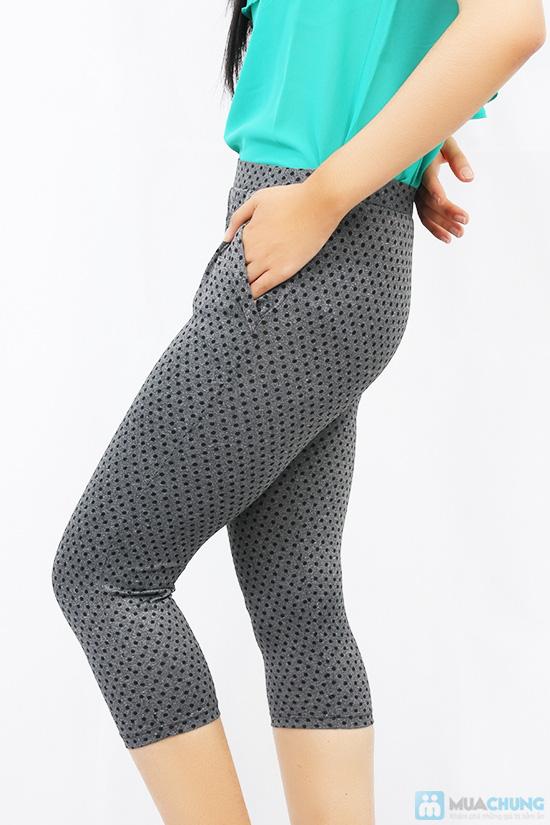 Tạo nét tinh nghịch cho bạn gái cùng quần lửng chấm bi - Chỉ 80.000đ/ 01 chiếc - 5
