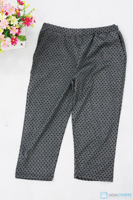 Tạo nét tinh nghịch cho bạn gái cùng quần lửng chấm bi - Chỉ 80.000đ/ 01 chiếc - 6