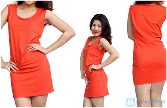 Đầm túi nhỏ - Trẻ trung, năng động và phong cách tự tin cho bạn trẻ - Chỉ 69.000đ - 6