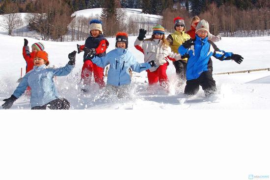 Áo phao ấm áp cho bé trai - Xua tan mùa đông lạnh - Chỉ với 145.000đ - 8