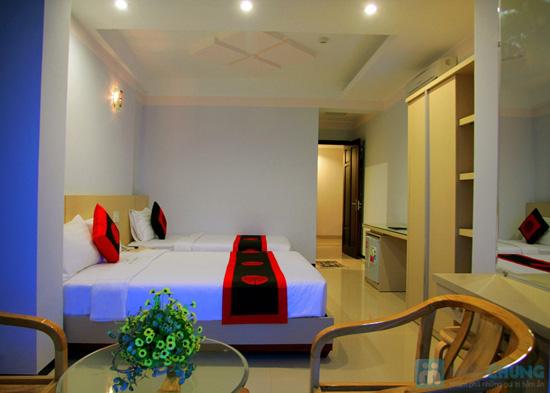 Khách sạn Lê Dương, cách biển Nha Trang 50m. Phòng Superior tiện nghi cho 2 người. Chỉ 299.000đ/đêm - 3