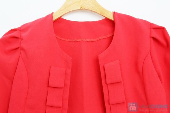 Áo khoác lửng nữ xếp line phong cách điệu đà - Chỉ 125.000đ/01 chiếc - 10