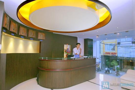 Khách sạn Lê Dương, cách biển Nha Trang 50m. Phòng Superior tiện nghi cho 2 người. Chỉ 299.000đ/đêm - 1