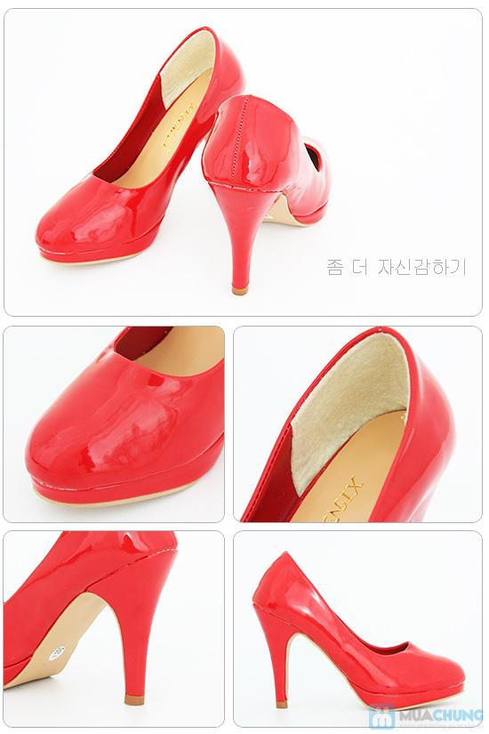 Tăng thêm vẻ sang trọng, nữ tính với giày cao gót bít mũi- Chỉ 168.000đ/01 đôi - 6