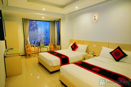 Khách sạn Lê Dương, cách biển Nha Trang 50m. Phòng Superior tiện nghi cho 2 người. Chỉ 299.000đ/đêm - 8