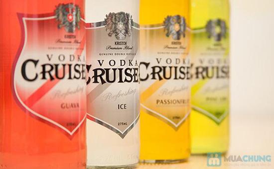 Combo 4 chai Vodka Cruiser - Chỉ 98.000đ - 2