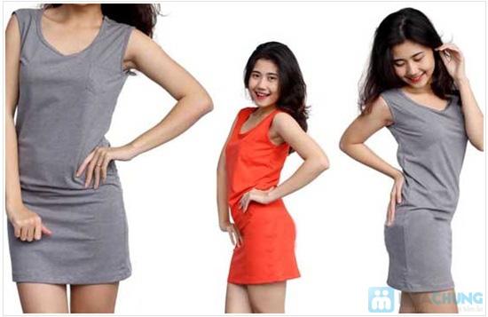 Đầm túi nhỏ - Trẻ trung, năng động và phong cách tự tin cho bạn trẻ - Chỉ 69.000đ - 2