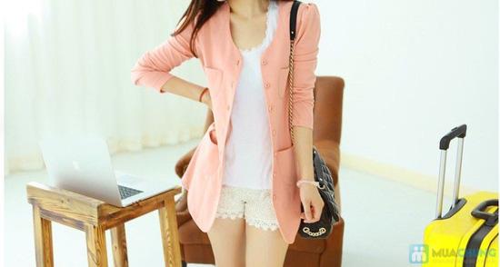 Áo khoác blazer, mang đến vẻ thanh lịch, sang trọng cho bạn gái - Chỉ 130.000đ/01 chiếc - 1