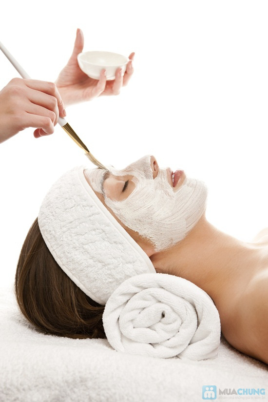 Dưỡng da mặt kết hợp Massage body tại Dáng Tiên Spa - Chỉ 100.000đ - 3
