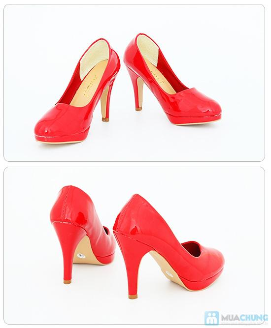 Tăng thêm vẻ sang trọng, nữ tính với giày cao gót bít mũi- Chỉ 168.000đ/01 đôi - 1