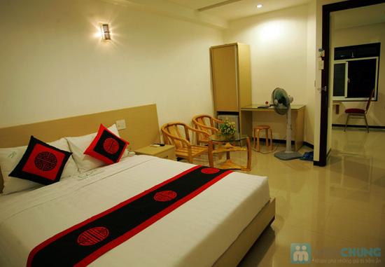 Khách sạn Lê Dương, cách biển Nha Trang 50m. Phòng Superior tiện nghi cho 2 người. Chỉ 299.000đ/đêm - 2