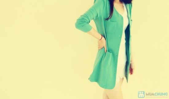 Áo khoác blazer, mang đến vẻ thanh lịch, sang trọng cho bạn gái - Chỉ 130.000đ/01 chiếc - 8