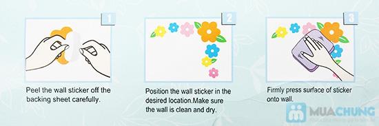 Làm nổi bật không gian nhà bạn với bức tranh treo tường 3D trang nhã - Chỉ 93.000đ - 4