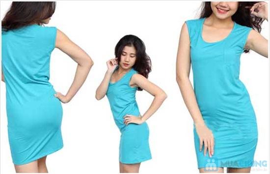 Đầm túi nhỏ - Trẻ trung, năng động và phong cách tự tin cho bạn trẻ - Chỉ 69.000đ - 4