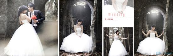 Gói chụp ảnh cưới tại Ảnh viện áo cưới Nguyên Vũ - Chỉ với 3.500.000đ - 5
