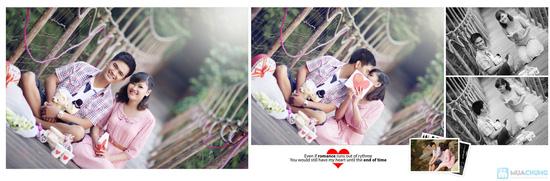 Gói chụp ảnh cưới tại Ảnh viện áo cưới Nguyên Vũ - Chỉ với 3.500.000đ - 10
